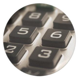 """Prato Da """"Fim-Acima calculadora """""""