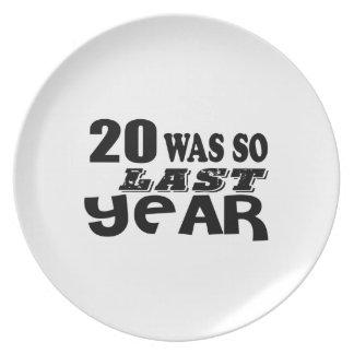 Prato De Festa 20 era assim tão no ano passado o design do