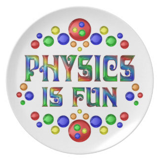 Prato De Festa A física é divertimento