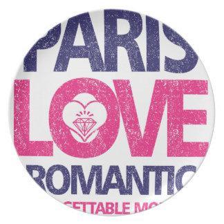 Prato De Festa amor de Paris
