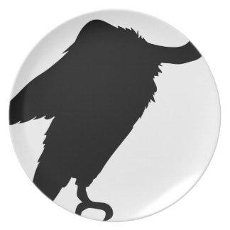 Prato De Festa Assento do abutre
