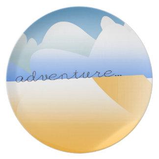 Prato De Festa aventura no deserto