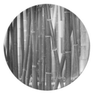 Prato De Festa Bambu