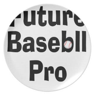 Prato De Festa Basebol futuro pro