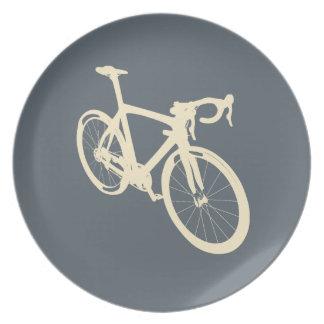 Prato De Festa Bicicleta