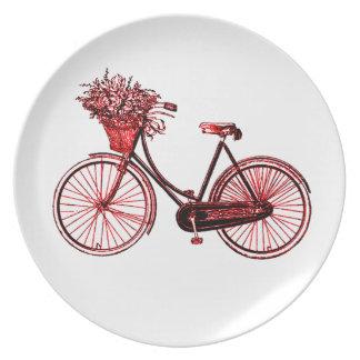 Prato De Festa Bicicleta 2
