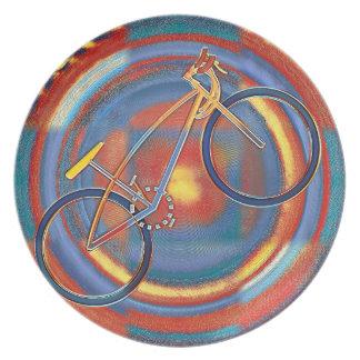 Prato De Festa bicicleta trippy