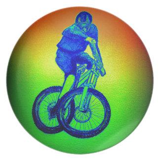 Prato De Festa Bmx do mtb de Llandegla do Mountain bike