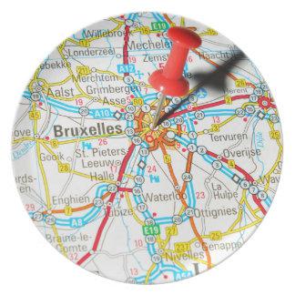 Prato De Festa Bruxelas, Bruxelas, Bruxelas em Bélgica