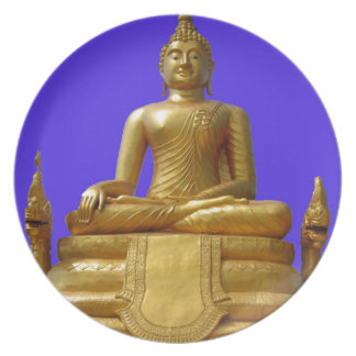 Prato De Festa Buddha