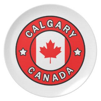 Prato De Festa Calgary Canadá