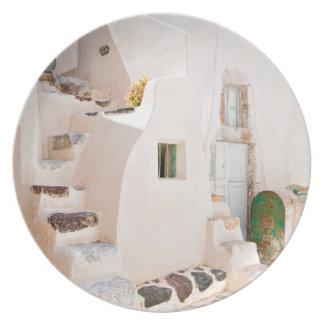 Prato De Festa Casa em Santorini