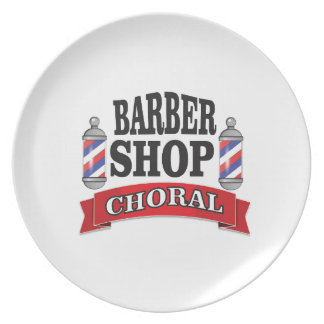 Prato De Festa choral da barbearia