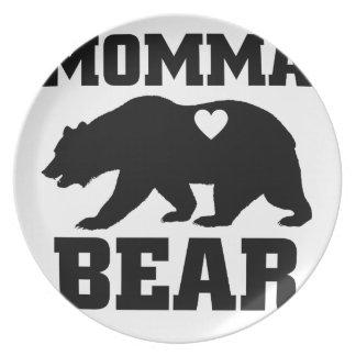 Prato De Festa Citações do presente do urso de Momma as melhores