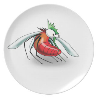 Prato De Festa crave o inseto