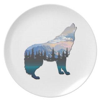 Prato De Festa Eco de Yellowstone