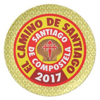 Prato De Festa EL Camino de Santiago 2017