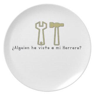 Prato De Festa Espanhol-Ferreiro