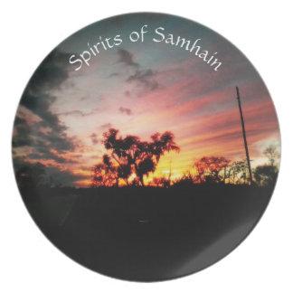 Prato De Festa Espírito de Samhain