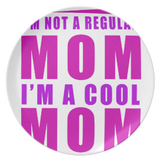 Prato De Festa Eu não sou uma mamã que do regulus eu sou mãe