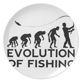 Prato De Festa evolução da pesca