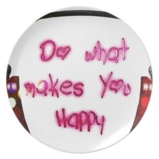 Prato De Festa faça o que faz u feliz