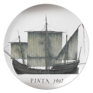 Prato De Festa Fernandes 1492 tony de Pinta