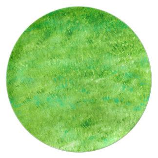 Prato De Festa Grunge Background2 verde