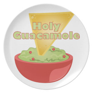 Prato De Festa Guacamole santamente