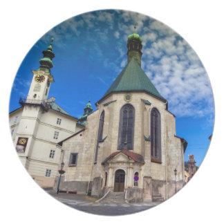 Prato De Festa Igreja de St. Catherine, Banska Stiavnica,