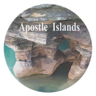 Prato De Festa Ilhas do apóstolo