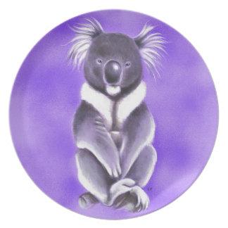 Prato De Festa Koala de Buddha
