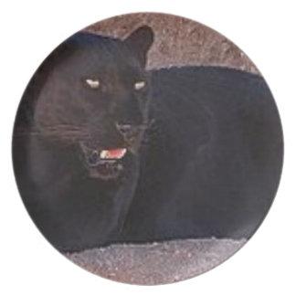 Prato De Festa Leopardo preto