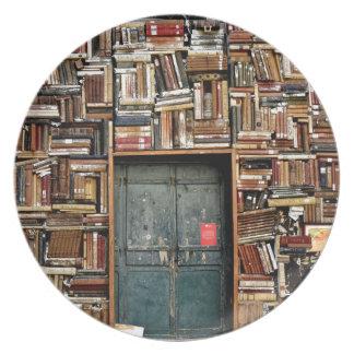 Prato De Festa Livros e livros