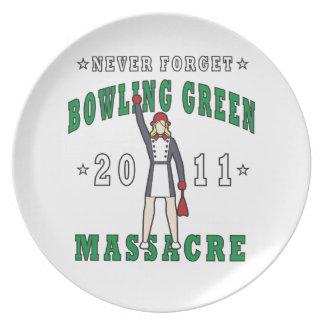 Prato De Festa Massacre 2011 de Bowling Green