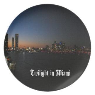 Prato De Festa Miami Florida cénico