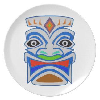 Prato De Festa Mitologia polinésia