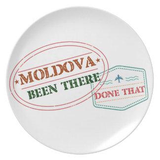 Prato De Festa Moldova feito lá isso