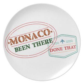 Prato De Festa Monaco feito lá isso