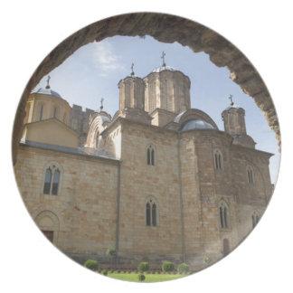 Prato De Festa Monastério em Serbia