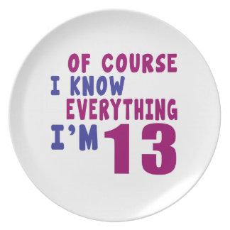 Prato De Festa Naturalmente eu sei que tudo eu sou 13