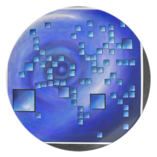 Prato De Festa Nepheros V1 - quadrado do planeta