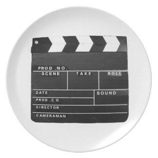 Prato De Festa O conselho de válvula video da produção do filme