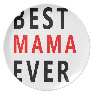 Prato De Festa O melhor Mama Nunca (3)