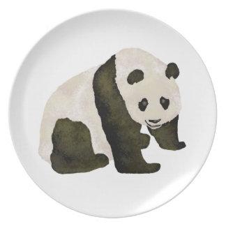 Prato De Festa Panda bonito