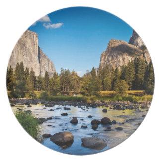 Prato De Festa Parque nacional de Yosemite, Califórnia