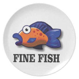 Prato De Festa peixes finos yeah