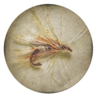 Prato De Festa Pescando a mosca