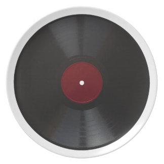 Prato De Festa Png transparente gravado RPM do vintage 78