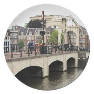 Prato De Festa Ponte magro, Amsterdão, Holland